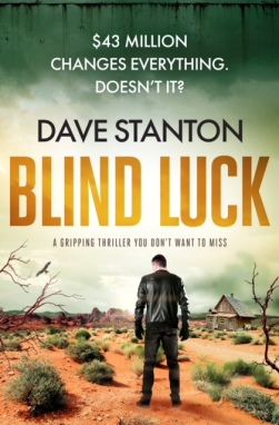 Dave Stanton - Blind Luck_cover_high res